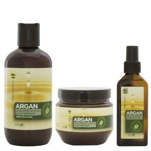 a terre dafrica kit argan shampoo 250ml maschera 250ml olio 100ml