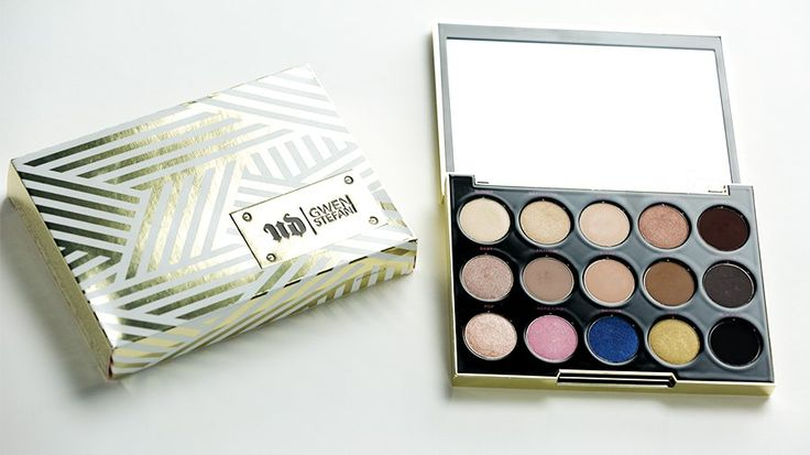 Urban Decay x Gwen Stefani Exclusive Swatch Reveal: All right, I'm giving you carte blanche to lose your sh*t.