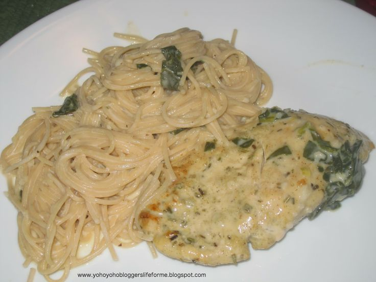 DIY Disney Recipe: Grand Floridian Cafe Chicken Florentine recipe & review