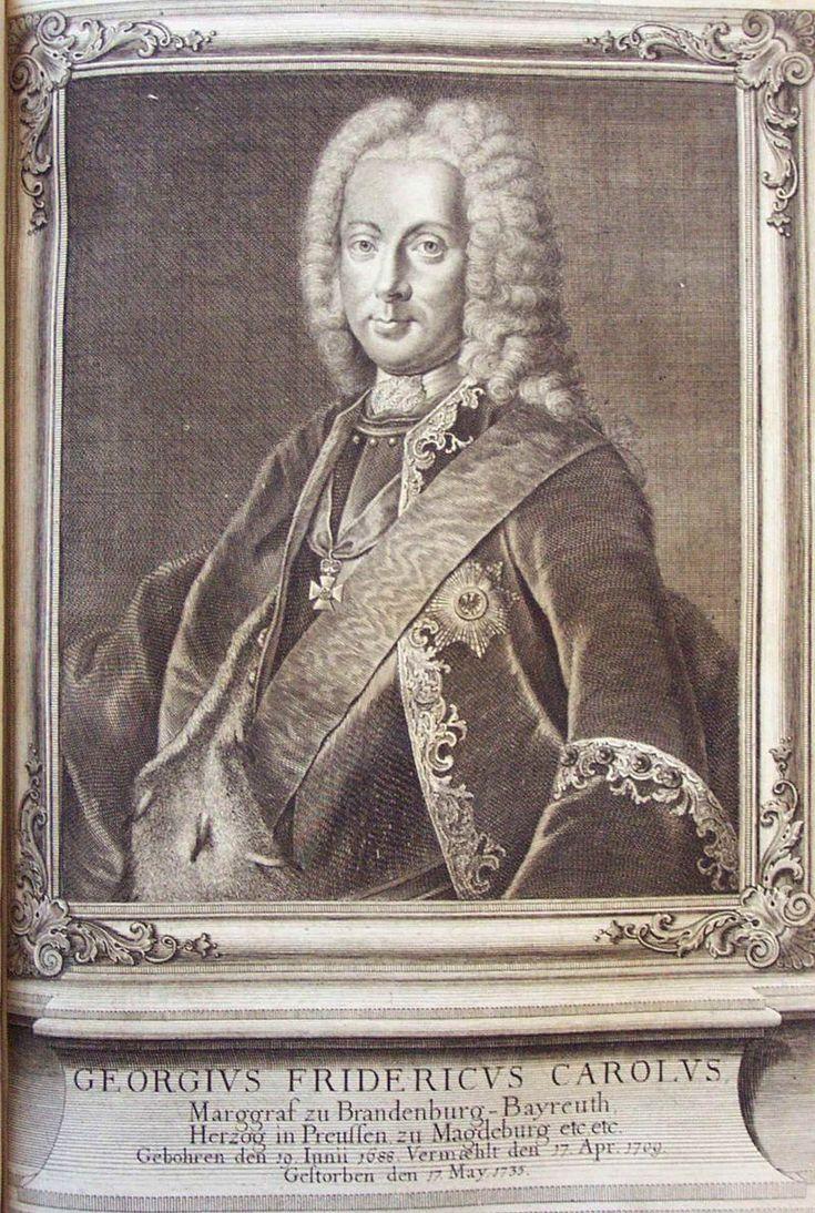 George Frederick Charles, Margrave of Brandenburg-Bayreuth