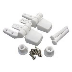 Piece Replacement Toilet Seat Hinge