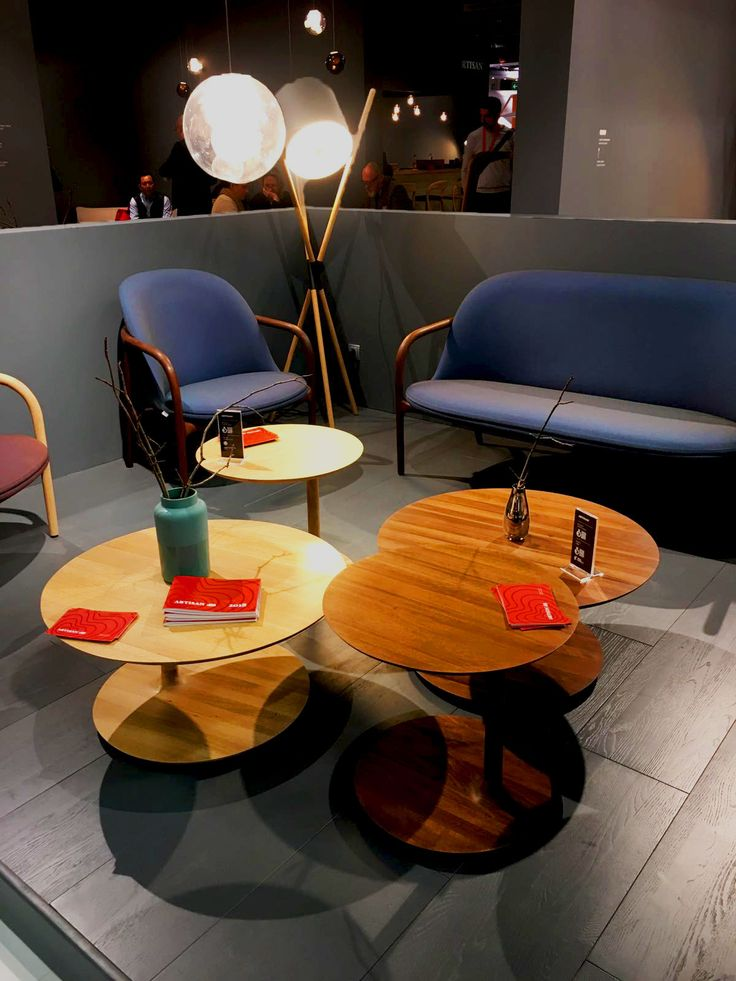 Loving The Table Selection At IMM Cologne This Year, Inspiring Designs And  A Great Variety