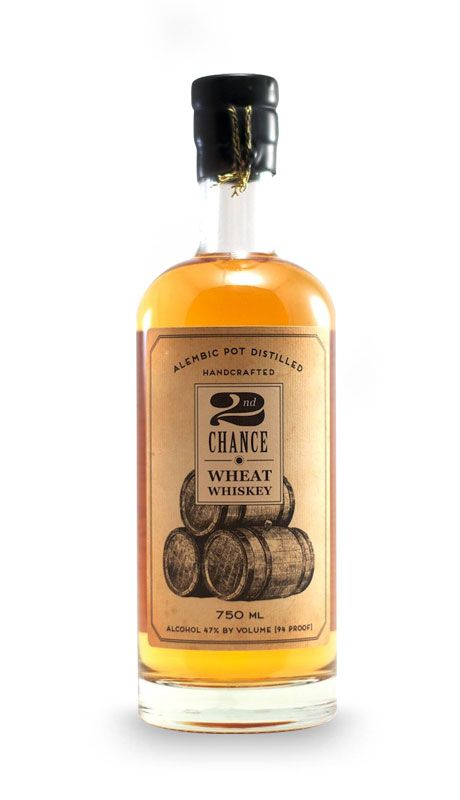 127 best craft spirits images on pinterest packaging design 2nd chance wheat whiskey malvernweather Images