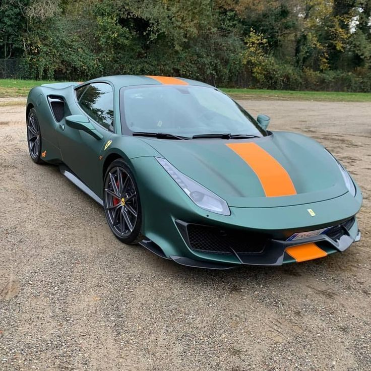 Ferrari 488 Pista Can T Get Enough Of This Spooky Spec