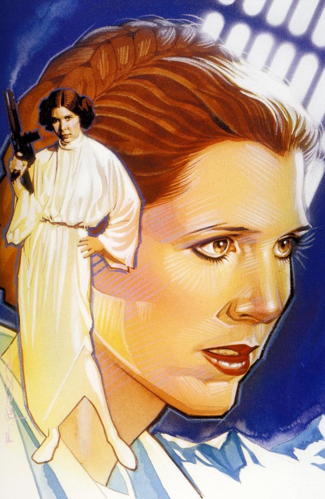 Cover art for 'Star Wars #0'