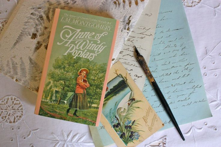 Anne of Windy Poplars is my favourite book out of the Anne series. I think I've reread it about 10 times.
