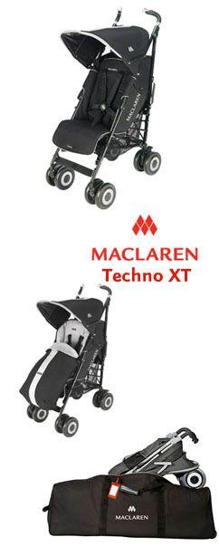 Spotlight Product Review:  Maclaren Techno XT