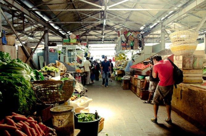 Rose Hill food market