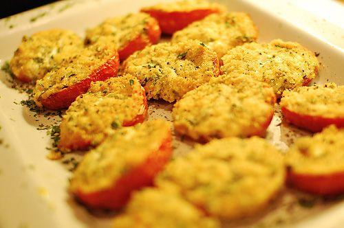 Pastor Ryan's Roasted Ricotta Roma Tomatoes | Recipe