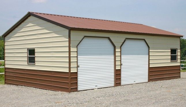 1000 Ideas About Metal Storage Sheds On Pinterest