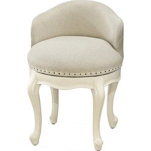 Beatrice Swivel Vanity Stool