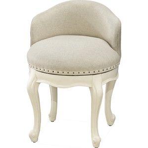 beatrice swivel vanity stool