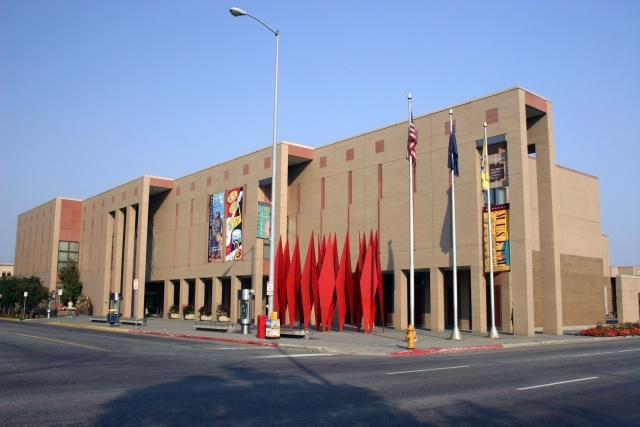 Anchorage Museum- This is one of the best museums ANYWHERE! If you get to go to Alaska make sure to visit the museum in Anchorage and the University museum in Fairbanks ....what a great experience!