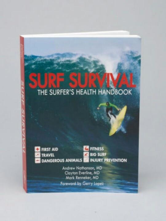 Surf book in Quicksilver
