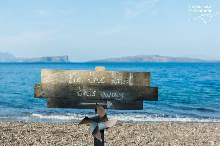 Caldera beach, Santorini island, Greece - selected by www.oiamansion.com