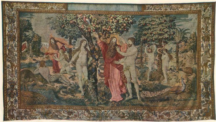 Arrasy wawelskie z kolekcji Zygmunta Augusta