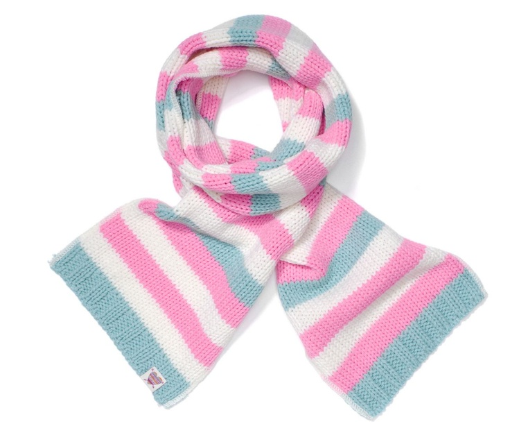 Femi Pleasure Lemo scarf