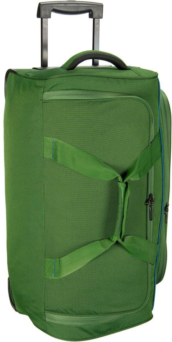 travelite Derby Rollenreisetasche Grün - Rollenreisetasche
