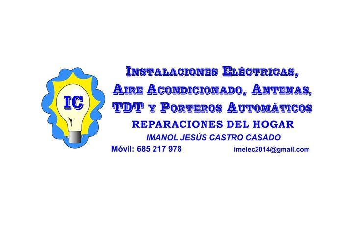 Instalaciones Eléctricas y Térmicas | Imanol Jesús Castro