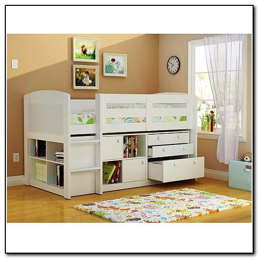 Best 25 Kids Beds With Storage Ideas On Pinterest