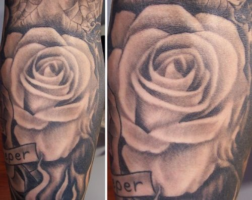 25+ Best Ideas About Tattoo Black And Grey On Pinterest