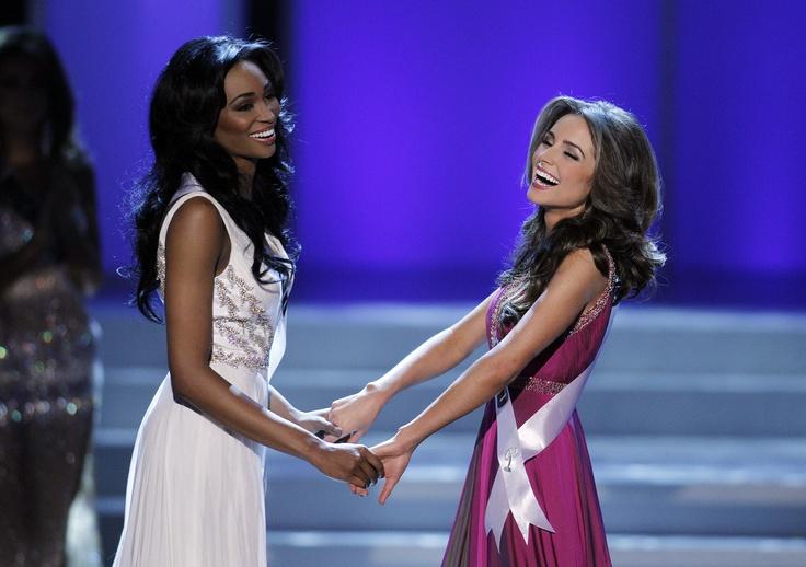 Miss USA 2012's HAIR
