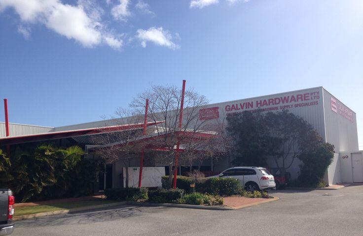 GALVIN HARDWARE: 39 Howe Street, Osborne Park WA (08) 9446 6333 www.galvinhw.com.au hardware@galvinhw.com.au
