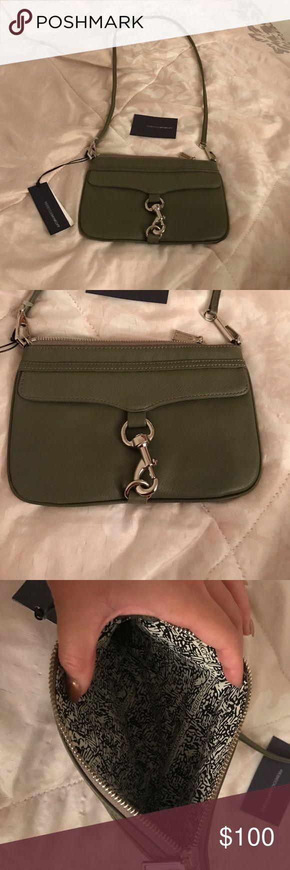 Rebecca minkoff purse New and cute it is a grey color Rebecca Minkoff Accessories