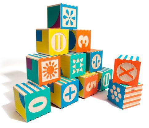 Groovie™ Math and Patterning Blocks