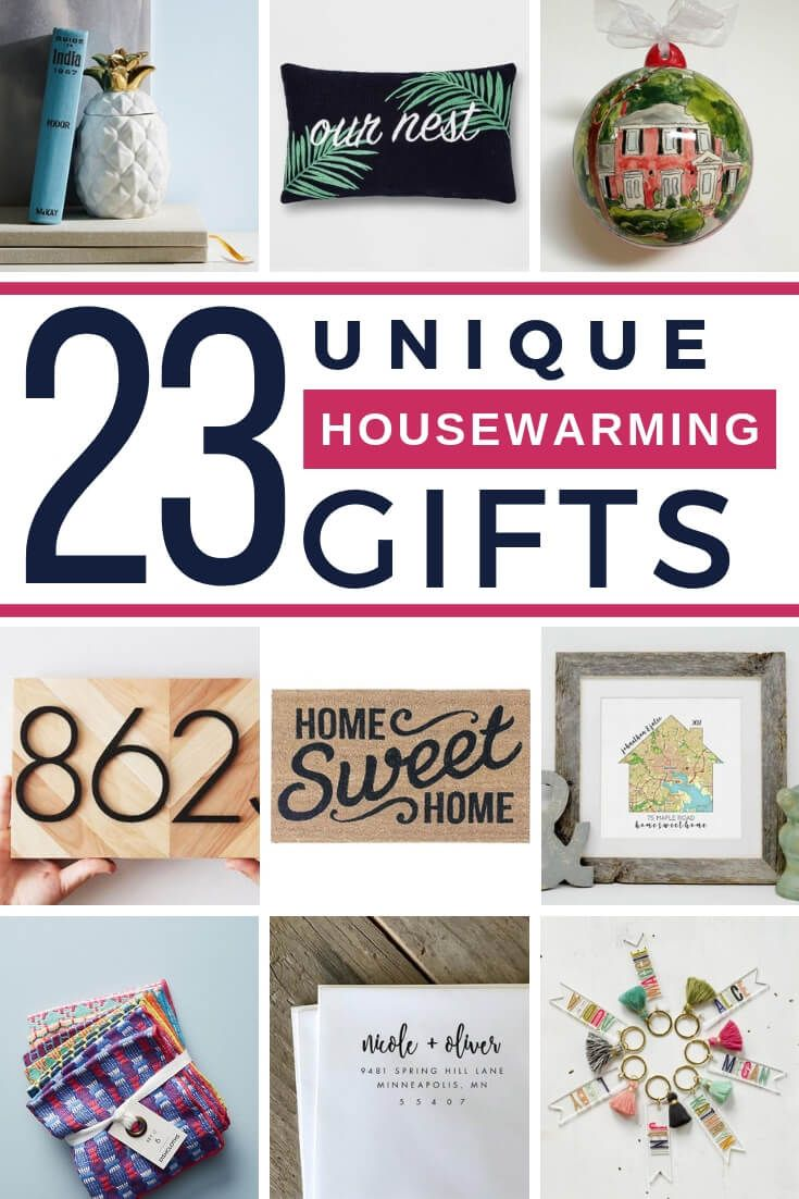 23 Unique Housewarming Gifts Kaleidoscope Living House Warming Gifts House Gifts Best Housewarming Gifts