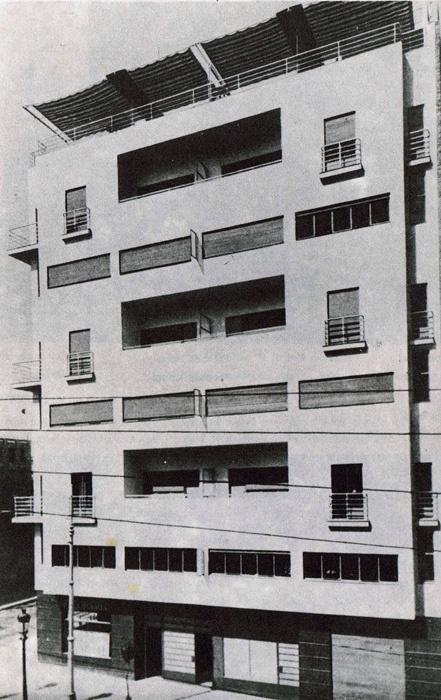 Sert | Edificio de Viviendas dúplex | 1931
