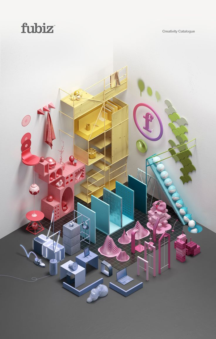 Fubiz Creativity Room on Behance