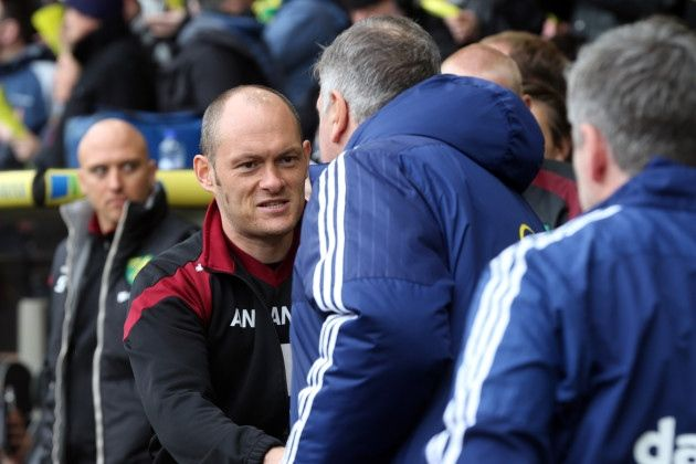 COPY ¦ Alex Neil insists he has nothing to hide from the bung culture storm sweeping English football.