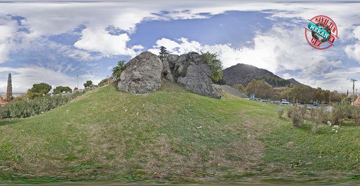 """""""Niobel Ağlayan Kaya"""" Ağlayan Kaya'yı Sanal Tur İle 360 Derece Gez.. Mekan360 ile her yerden, gezdiğin yeri 360° hisset"""