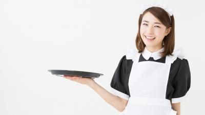 Tips from Japan Trip Experts!! Most recommended restaurants and bars for foreign tourits : Maid Café - Japanese food [Oshiete! goo]