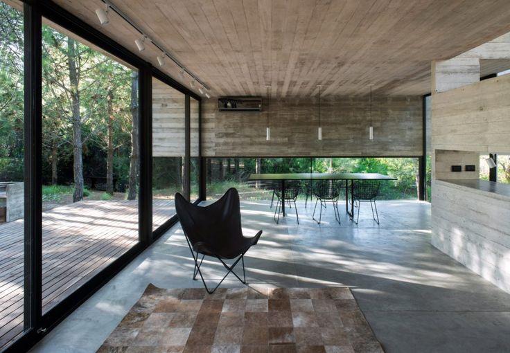 Casa SJ by Luciano Kruk Arquitectos