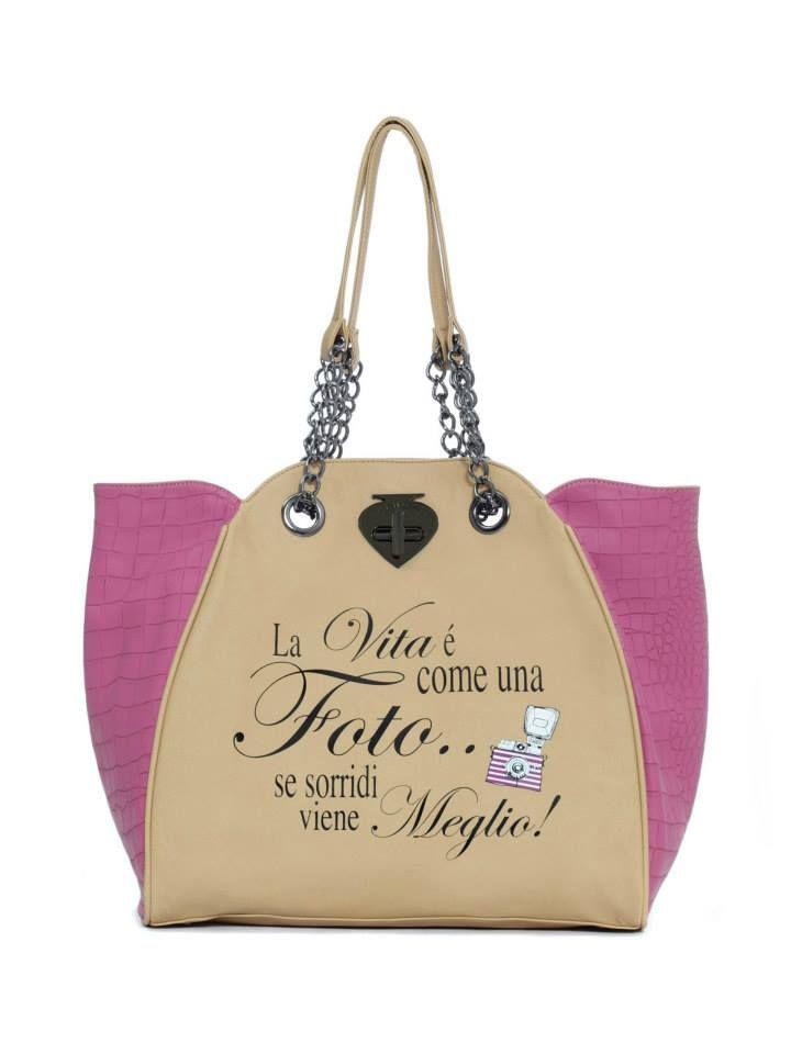 Le Pandorine New Classic 2014 - #bags #bag #quote