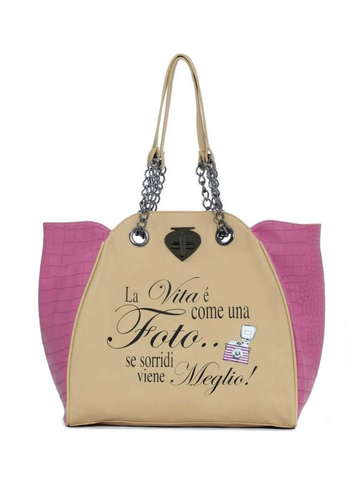 Le Pandorine New Classic 2014 - #bags #bag #quote