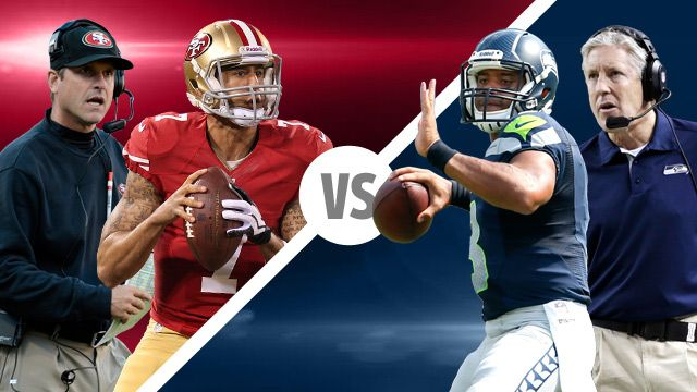 Next Week is going to be the best game ever Seahawks VS. 49ers! Whoever wins this is in the Super Bowl!