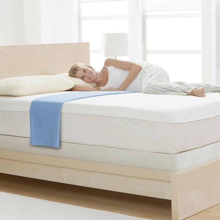 tempurcloud supreme mattress brookstone d and i just got this bed - Tempur Pedic Beds