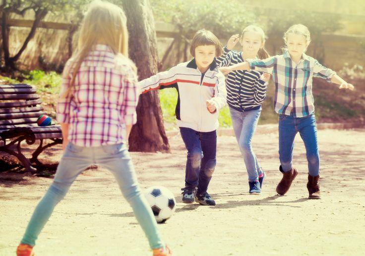 5 brincadeiras eficientes na iniciação esportiva