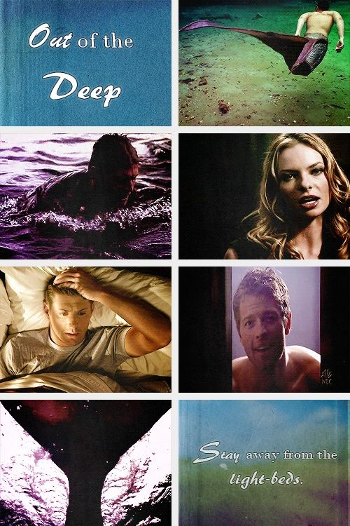 (gif set) Supernatural, Out of the Deep