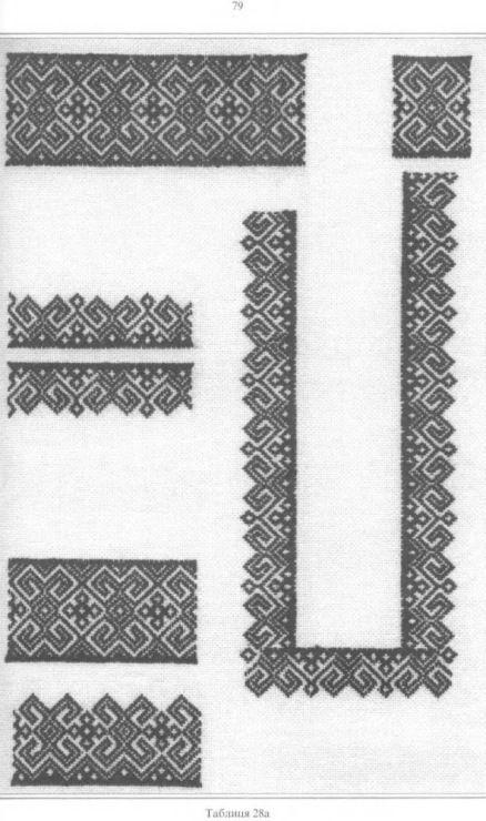 Gallery.ru / Фото #71 - Carpathian Ghutsul Ethnicity Stitching Part 1 - thabiti