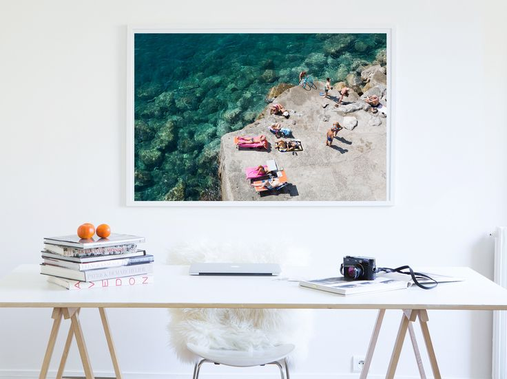 LIMITED EDITION FINE ART PRINT | Carla Coulson #italian #joy #carlacoulson #fineartprints #prints #artwork #art  #italy #coast