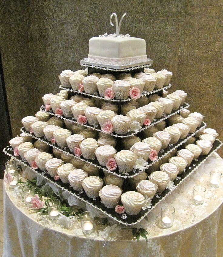 Wedding Cupcake Tier Ideas: 17 Best Images About Square Cupcaketree Cupcake Stands On