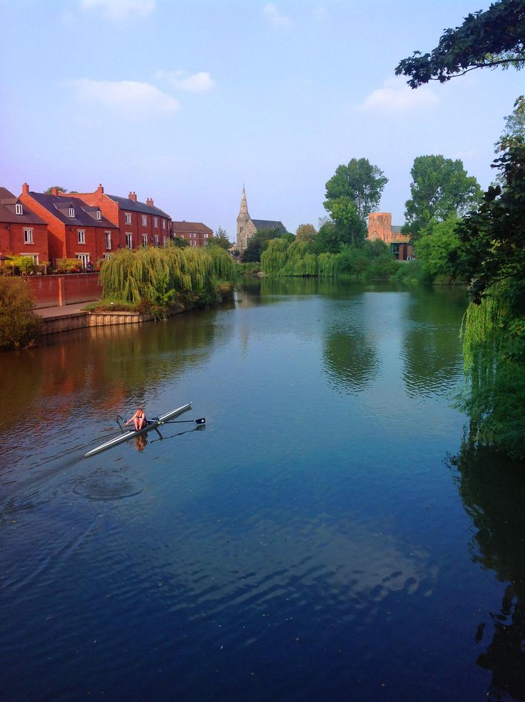 Unedited photo from my visit to Shrewsbury Englandhttp://i.imgur.com/4IFoy2C.jpg