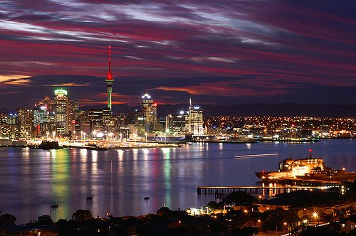auckland new zealand | auckland is the biggest city in new zealand and situated on the north ...