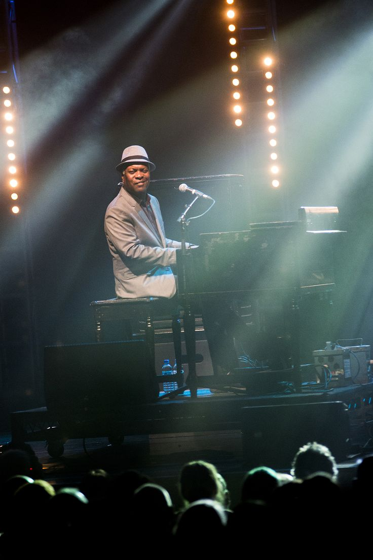 Booker T Jones at SummerTyne Americana Festival 2014  Credit: Mark Savage Photography