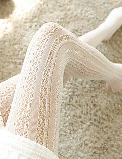 Women's Medium Pantyhose – Jacquard Medium