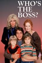 Who's the Boss? is een Amerikaanse comedyserie van de zender ABC. De serie ging in première op 20 september 1984. Who's the Boss? gaat over Tony en zijn dochter Samantha. Tony Micelli en zijn do